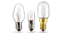 All Screw Base Incandescent Lamps 28V and above