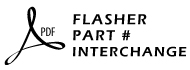 Flasher Part Number Interchange PDF
